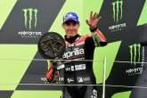 Aprilia dalam Momentum Positif Menuju MotoGP Aragon
