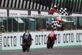 Francesco Bagnaia Fabio Quartararo MotoGP race, San Marino MotoGP 2021