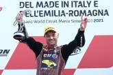 Sam Lowes, Moto2 race, Emilia-Romagna MotoGP, 24 October 2021