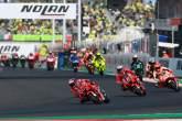 Francesco Bagnaia, Emilia-Romagna MotoGP race, 24 October 2021