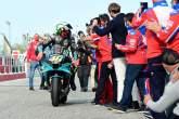 Valentino Rossi, Emilia-Romagna MotoGP race, 24 October 2021