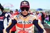 Marc Marquez, MotoGP race, Emilia-Romagna MotoGP 24 October 2021