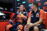 MotoGP: EXCLUSIVE: Paul Trevathan (KTM crew chief) - Interview