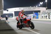 MotoGP: Dovizioso pips Petrucci, Rins third
