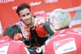 MotoGP: Dovizioso: Three years to get the result
