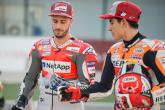 MotoGP: Marquez: Dovi will be a great rival, again...