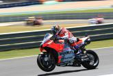 MotoGP: Eighth 'only negative' after Dovizioso salvages Saturday