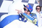 MotoGP: Iannone counts on luck as Suzuki resurgence continues