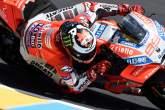 "MotoGP: Lorenzo opts for ""evolution"" 2018 Ducati frame"