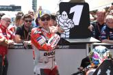 MotoGP: Form man Lorenzo seals pole at Catalunya