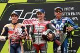 MotoGP: Lorenzo talks Marquez, Rossi, Pedrosa…