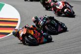 MotoGP: Smith matches KTM's best of 2018