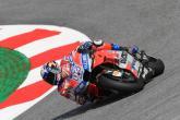 MotoGP: Dovizioso-Marquez pace 'very, very similar'