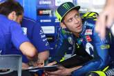 MotoGP: Rossi 'keeps calm' as Yamaha suffering continues