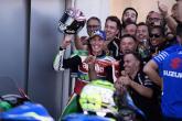 MotoGP: 'On the limit' Espargaro matches Aprilia best