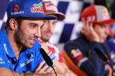 Iannone, Rins have mixed feelings on Buriram prospects