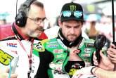 Crutchlow has podium aim at Honda's home race