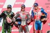 MotoGP: Dovizioso resists satellite stars for Motegi pole