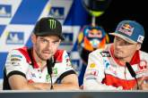 We have momentum on our side, says Crutchlow