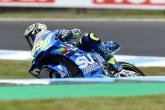 MotoGP: MotoGP Australia - Warm-up Results