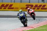 MotoGP: Rossi 'devastated' after 'living dream for 15 laps'