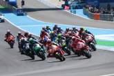 Updated MotoGP calendar after flyaways cancelled