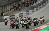 MotoE Austria - Race Results