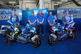 Rins, Mir deals show Suzuki 'committed to MotoGP'