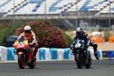 Reaksi Marquez karena cederanya gelar MotoGP berpotensi terlempar terbuka