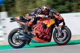 Binder storms to spectacular maiden MotoGP win for KTM in Brno