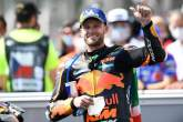 MotoGP's newest superstar Binder savours 'unbelievable' maiden win
