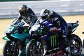 Franco Morbidelli, Maverick Vinales, San Marino MotoGP, 12 September 2020