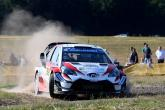 World Rally: Rallye Deutschland - Results