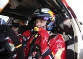 Rally Mexico - Klasifikasi setelah SS1