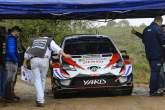 Lemah lembut memimpin lebih awal di Rally Argentina