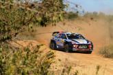 World Rally: Mikkelsen edges Ostberg to lead on Hyundai debut