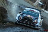 World Rally: Rallye Monte-Carlo - Classification after SS13