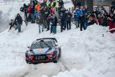 World Rally: Rally Sweden - Classification after SS11