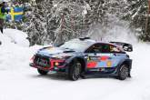 World Rally: Neuville heads Hyundai 1-2 as conditions take control