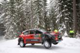World Rally: Breen keeps pace with Neuville at Rally Sweden