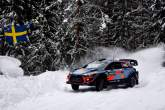 World Rally: Rally Sweden - Results