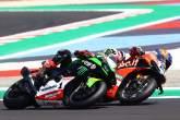 Marquez-style save keeps Jonathan Rea on race one podium