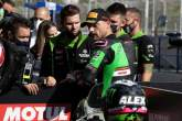 Florian Marino and Alex Lowes, Jerez WorldSBK, 25 September 2021