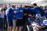 Dean Berta Vinales, 10 second silence, Jerez WorldSBK 26 September 2021