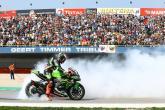 World Superbikes: Sykes ends Rea's reign at Assen