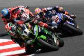 World Superbikes: Van der Mark: I didn't have quite enough to end Rea winning run