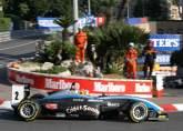 Hamilton leads ASM 1-2 in Monaco.