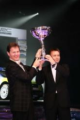 Ford 'proud' after getting manufacturers' trophy.