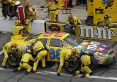Crew chief changes announced for #38 team.