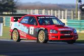 Bird wins Jack Frost Stages Rally.
